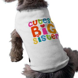Cutest Big Sister Shirt