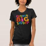 Cutest Big Sister Tshirts