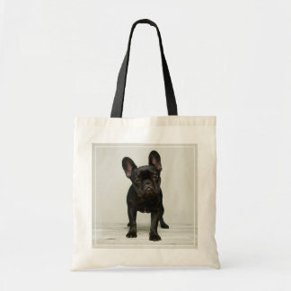 Cutest French Bulldog Puppy Tote Bag