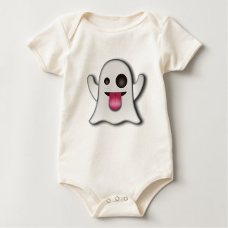 Cutest Ghost next to Casper! Baby Bodysuit