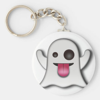 Cutest Ghost next to Casper! Key Ring