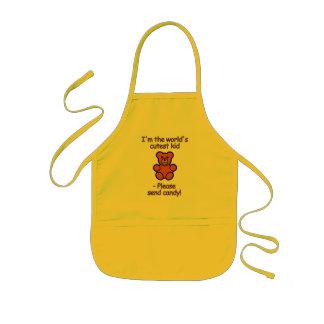 Cutest Kid apron