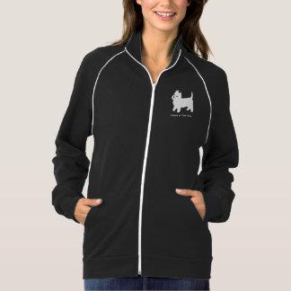 Cutest Little Westie Dog - Westhighland Terrier Jacket