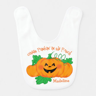 Cutest Punkin' Patch Bib