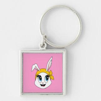 Cutesy Bunny™ Keychain