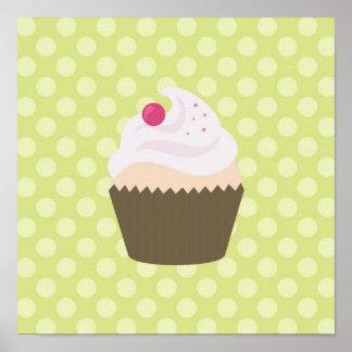 Cutesy Cupcake Posters