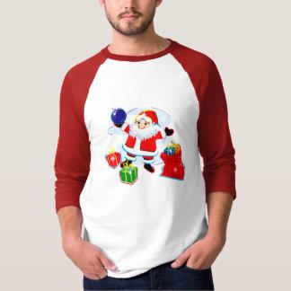 Cutesy Sant and gifts Tshirt
