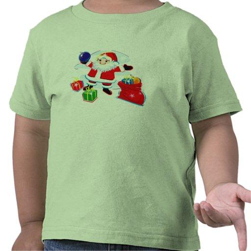 Cutesy Sant and gifts Tshirts