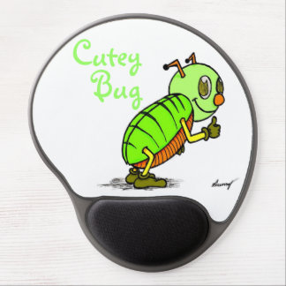 Cutey Bug Gel Mousepad