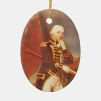 Cuthbert Collingwood Christmas Ornament