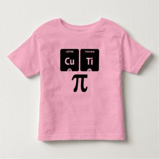 CuTi Pi - Toddler Fine Jersey T-Shirt Pink