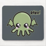 Cutie Baby Cthulhu Mouse Mat