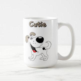 Cutie Basic White Mug