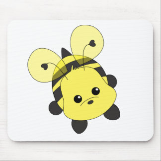 Cutie Bee Mouse Pad