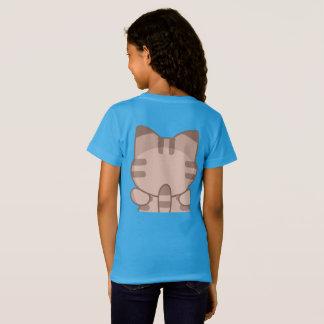 Cutie Cat Girls Jersey Shirt