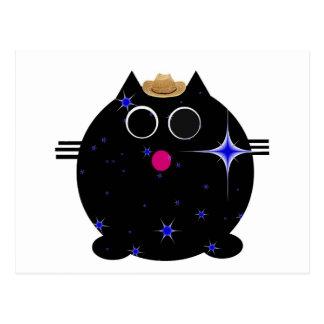 Cutie Cats Postcard