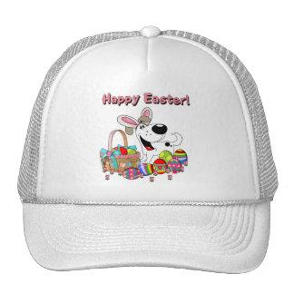 Cutie has Easter Bunny Ears Cap