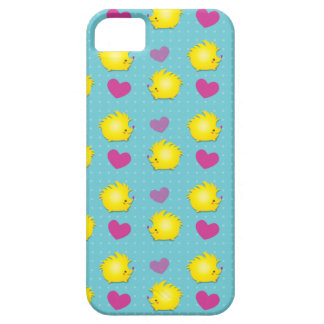 Cutie little Hedgehog pattern iPhone 5 Case