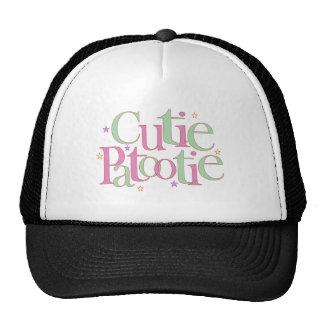 Cutie Patootie Cap