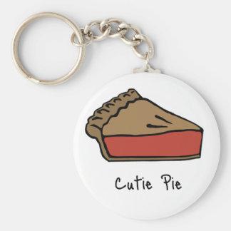 Cutie Pie Key Ring