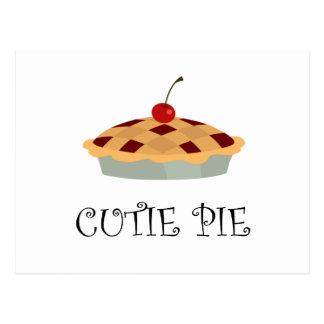 Cutie Pie Postcard