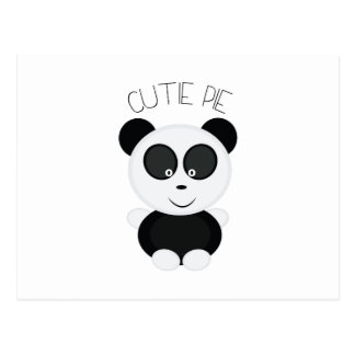 Cutie Pie Post Card