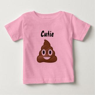 Cutie Poo Emoji T-shirt