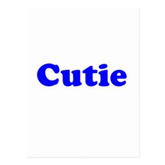 cutie postcard
