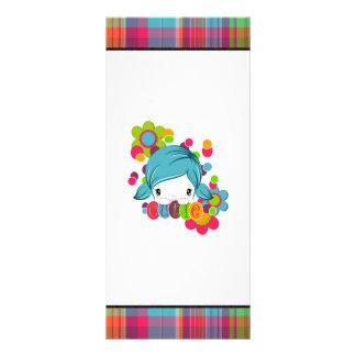 Cutie Rack Card Design