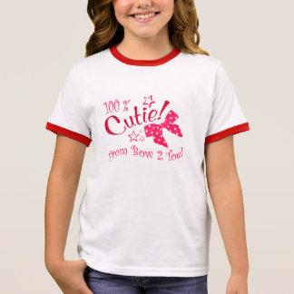 Cutie Raglan Ringer T-Shirt
