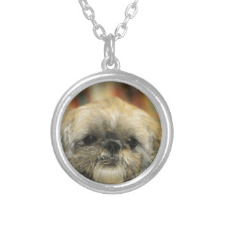 Cutie Silver Plated Necklace