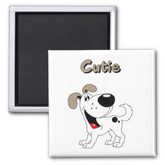 Cutie Square Magnet