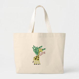 Cutie Jumbo Tote Bag