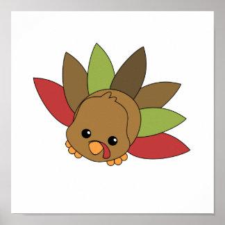 Cutie Turkey Print
