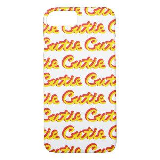 Cutie Yellow/Orange Pattern iPhone 8/7 Case