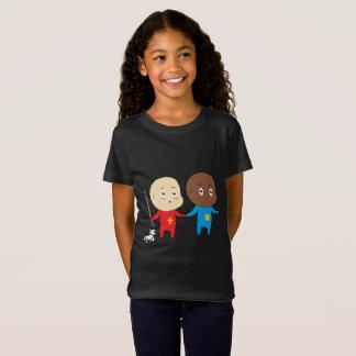Cutieful Kids Art Design Funny Baby St. Nicholas T-Shirt