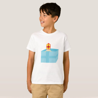 Cutieful Kids Art Funny St. Nicholas Sinterklaas T-Shirt