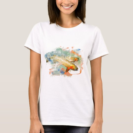 Cutthroat Trout T-Shirt