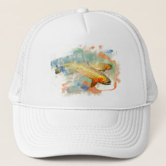 Cutthroat Trout Trucker Hat
