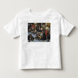 Cutting out the Stone of Madness Toddler T-Shirt