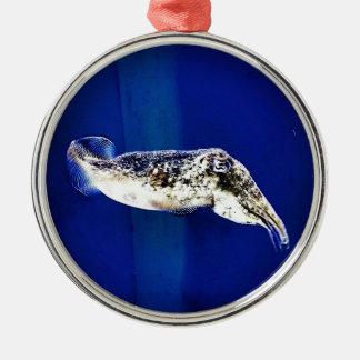 Cuttlefish Christmas Ornament
