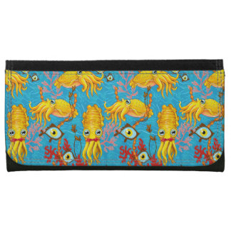 Cuttlefish Cuties Wallet