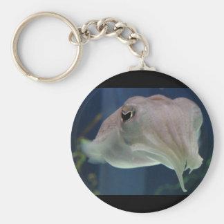 cuttlefish key ring