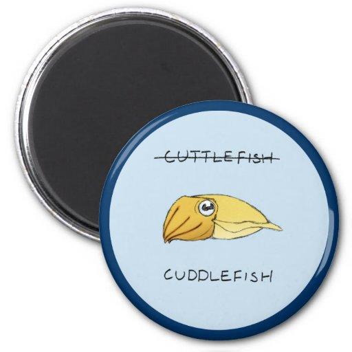 Cuttlefish Magnet