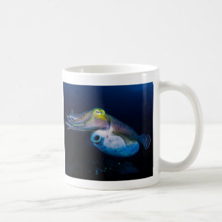 Cuttlefish on the Great Barrier Reef Coffee Mug