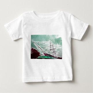 Cutty Sark Greenwich Fractals Baby T-Shirt