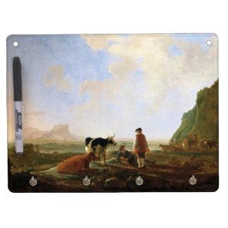Cuyp's Herdsmen message board Dry-Erase Board