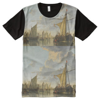 Cuyp's The Maas art t-shirt All-Over Print T-Shirt