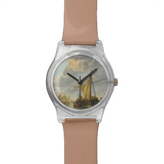 Cuyp's The Maas art watches