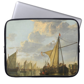 Cuyp's The Maas laptop sleeve